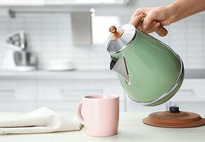 Модное чаепитие: 10 лучших электрочайников, которые можно купить онлайн