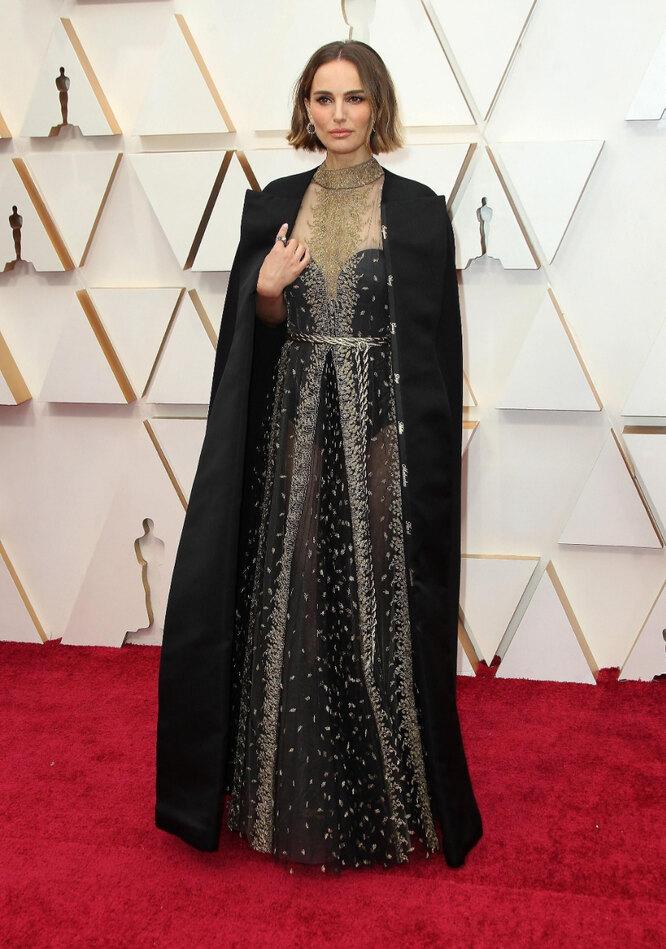 """Натали Портман на премии """"Оскар-2020"""""""