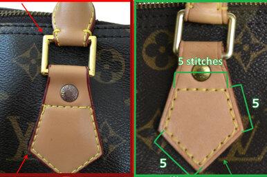 Как отличить брендовую сумку отподделки