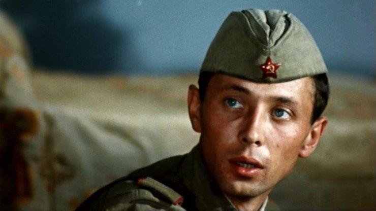 Женя Колышкин, гвардии рядовой