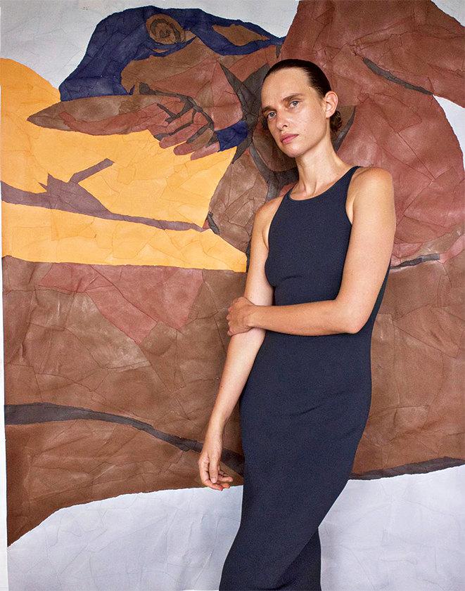 Маша Руденко, художница