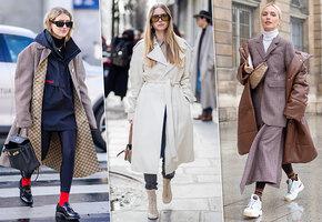Спрячьте голые лодыжки! Как правильно носить укороченные брюки этой зимой