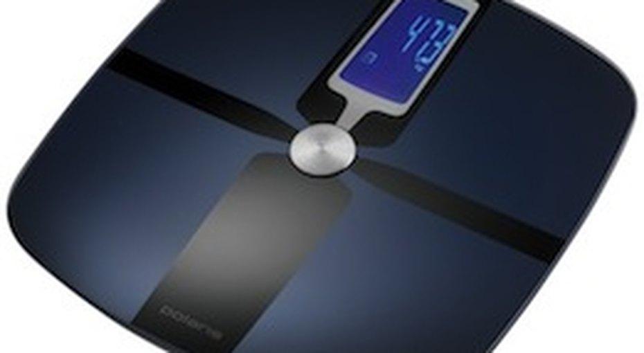 Как работают интерактивные весы Polaris