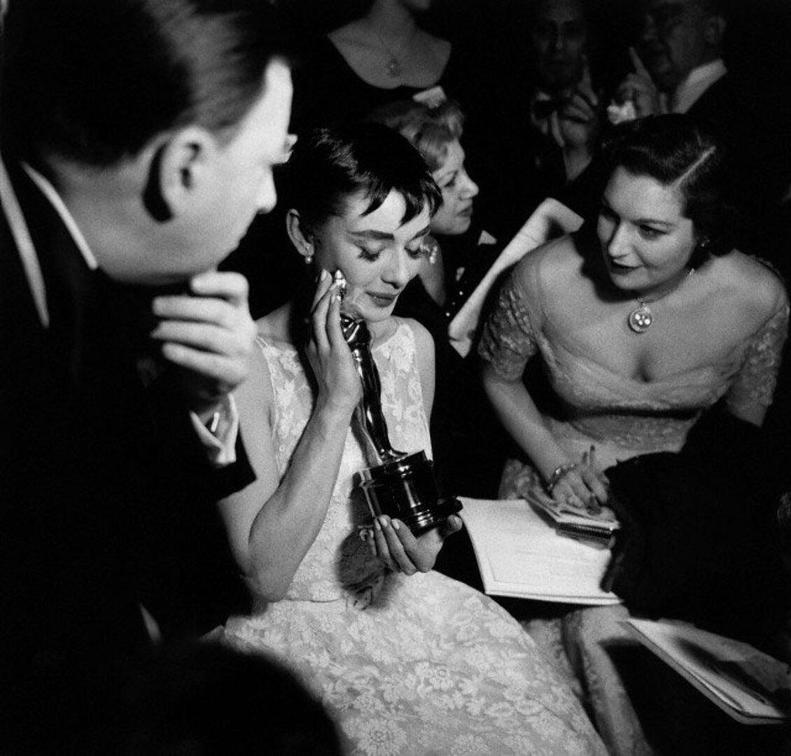 20 редких фотографий Одри Хепберн