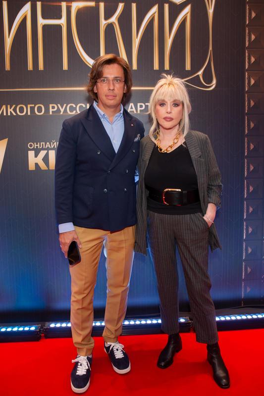 фото: legion-media. Алла Пугачёва и Максим Галкин