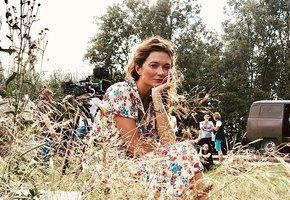 Надежда Михалкова сняла свой первый фильм. Догадайтесь, кто в одной из главных ролей?
