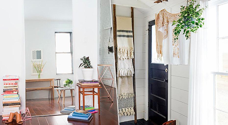 Как увеличить пространство втесной комнате инаучиться его незахламлять