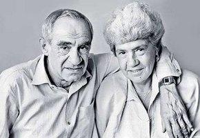 Отвык жениться: Зиновий Гердт и Татьяна Правдина