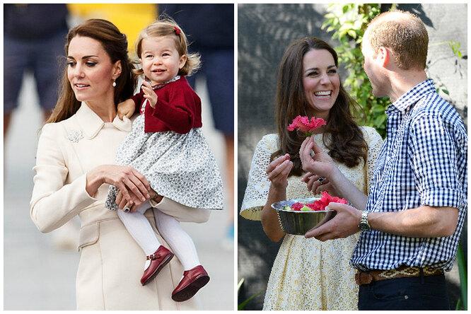 Почему герцогиня Кэтрин никогда некрасит ногти?