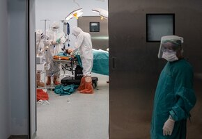 125-летняя турчанка победила коронавирус