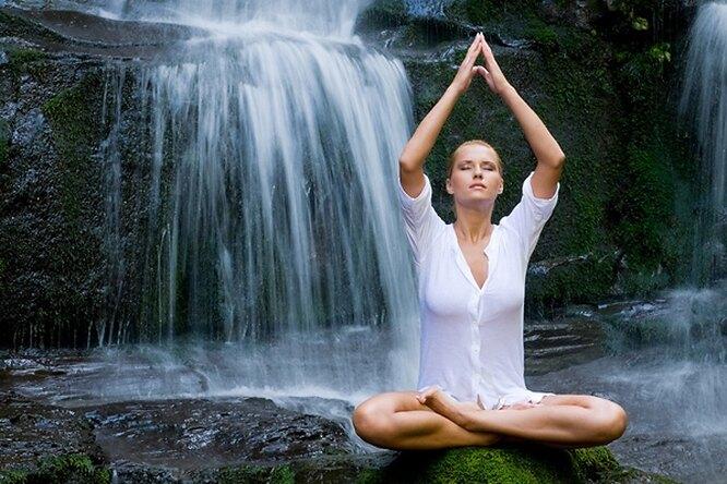 Медитация избавит оттаблеток