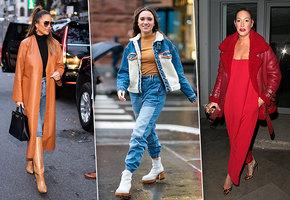 Одеяло убежало: как выбрать модную верхнюю одежду