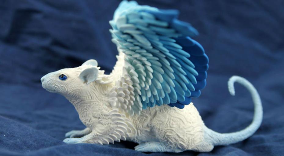 Сказочные скульптуры российского художника покорили Интернет