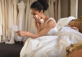 «Он всё время лгал»: жених не явился на свадьбу, к которой готовился три года