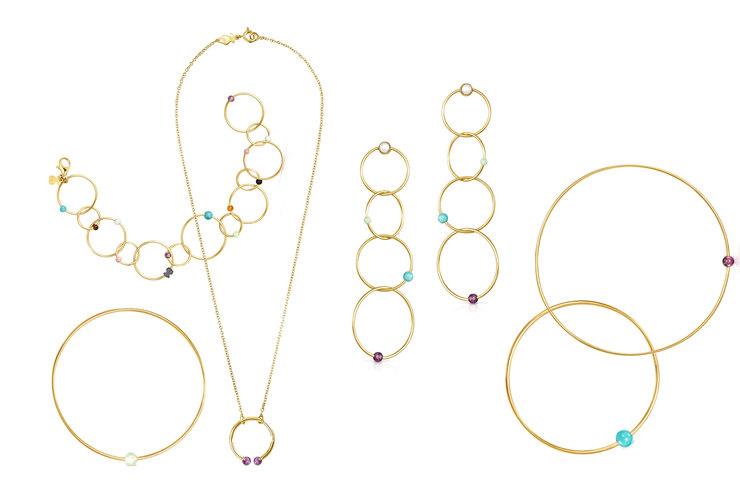 Яркие камни, воздушные шары и необычные жуки в новых коллекциях ювелирных брендов