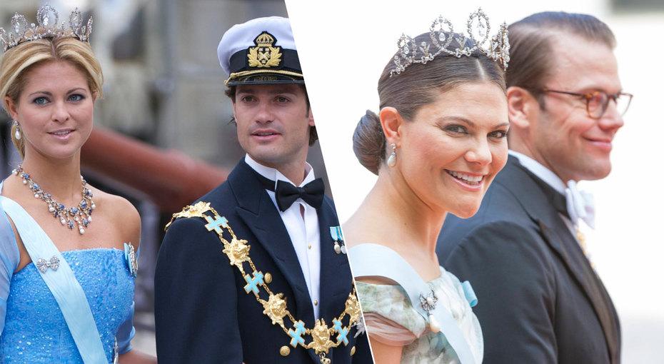 Принцессы, вышедшие замуж запростолюдинов (видео)