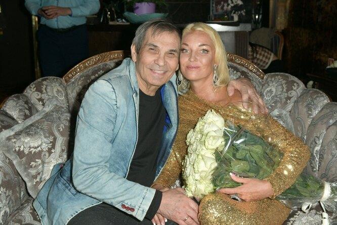 Анастасия Волочкова, Бари Алибасов
