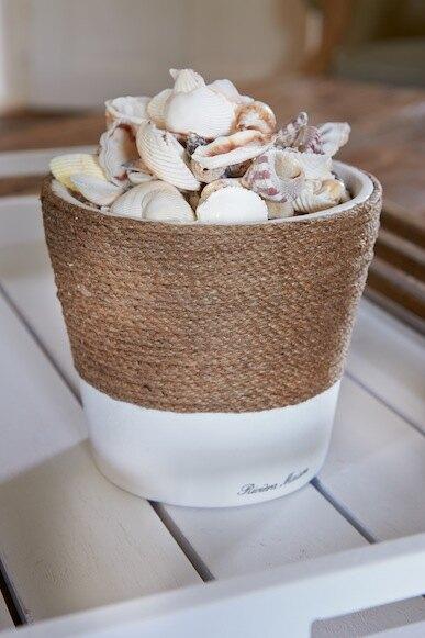 Цветочный горшок Breton Basic
