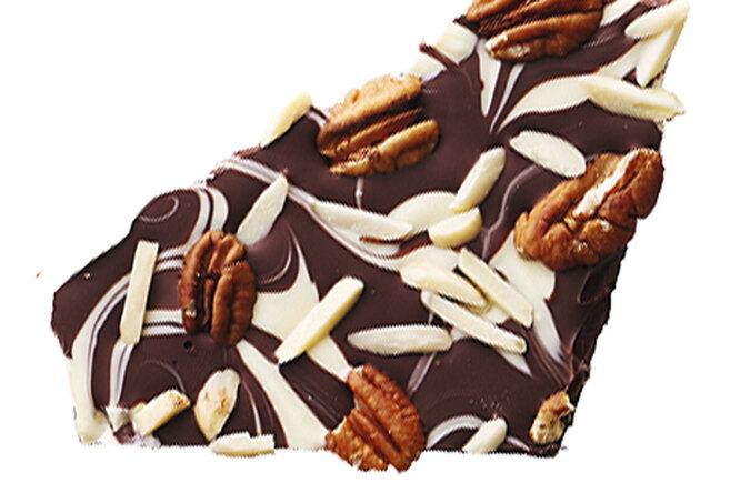 Шоколадный мрамор