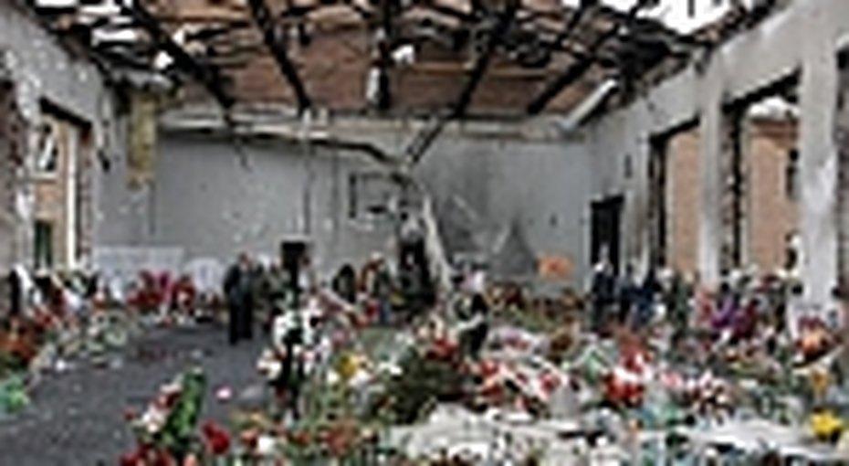 В России вспоминают жертв Беслана