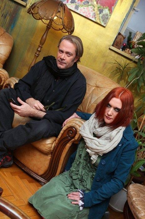Линда и Стефанос Корколис