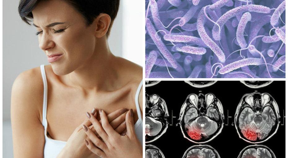 Берегитесь! 6 болезней, которые могут убить человека заодин день