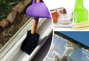 Как вымыть окна за 15 минут?