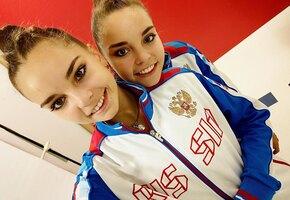 Онлайн тоже первые: россиянки завоевали золото на первом интернет-турнире по художественной гимнастике