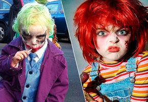 15 лучших детских костюмов для Хеллоуин