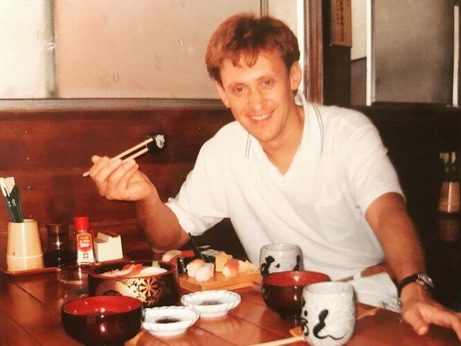 Сергей Дроботенко. Архивное фото