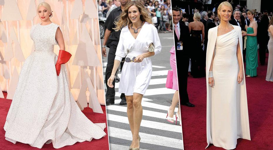Лучшие платья вистории: наряды Леди Гаги, Одри Хепберн идругих звезд