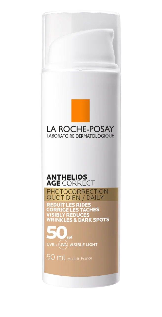 СС-крем Anthelios SPF 50, La Roche-Posay 2088 руб