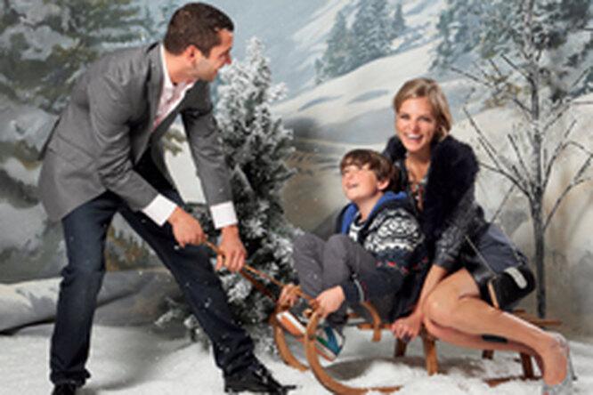 Семейный празник Рождество!