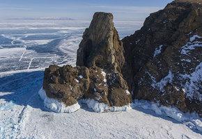 Поехали снимать ледяной Байкал сшеф-фотографом «National Geographic Россия»!