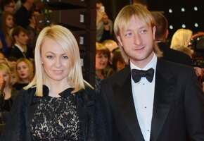 Яна Рудковская и Евгений Плющенко снова стали родителями