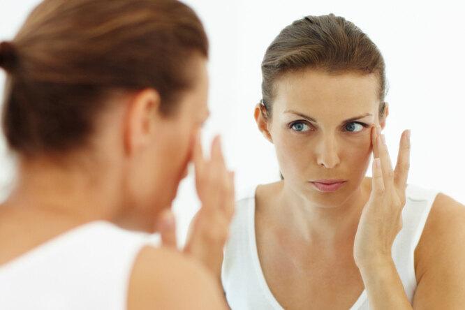 На счет три: простые способы избавиться отмешков подглазами