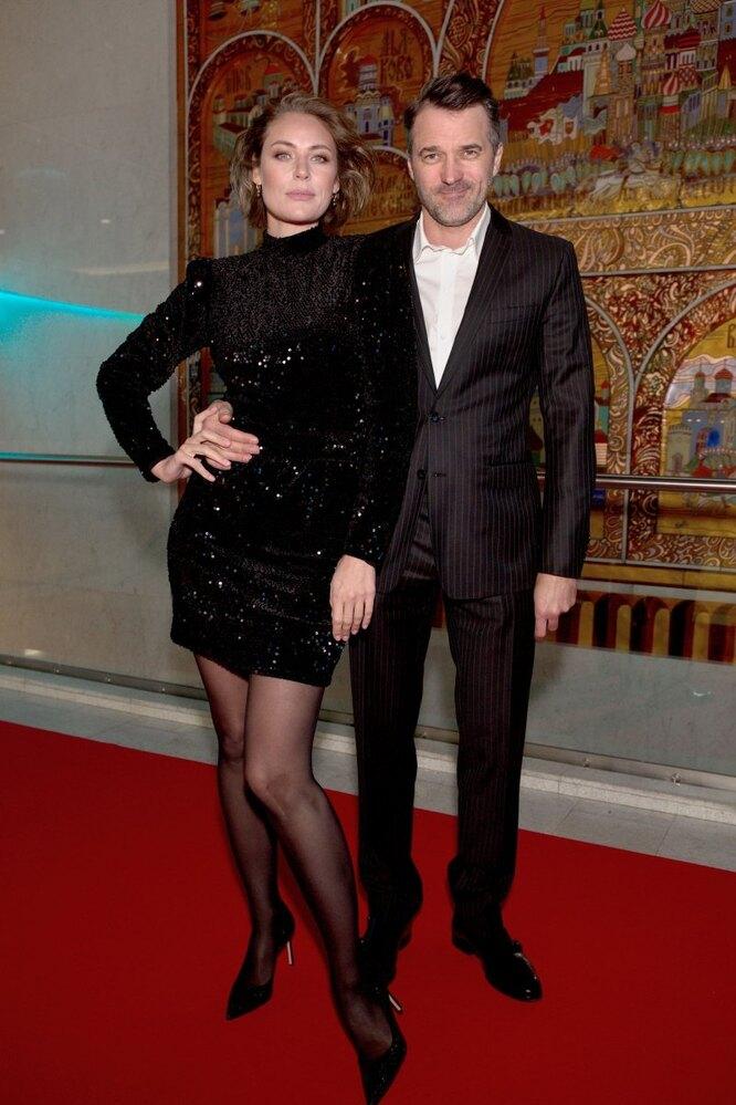 Павел Трубинер и Юлия Мельникова фото