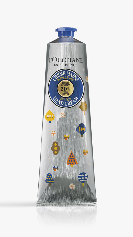 """Крем для рук """"Карите"""", лимитированная коллекция, L'Occitane"""