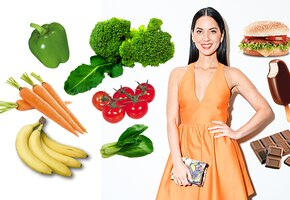 Похудеть за месяц на 6 килограммов: как работает диета 80/20