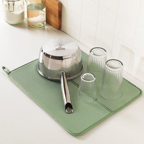 коврик для сушки посуды