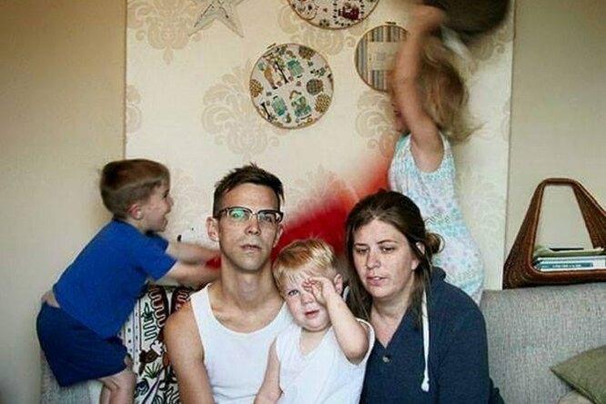 Что насамом деле значит быть родителем! ВСети появились фото сумопомрачительными выходками детей