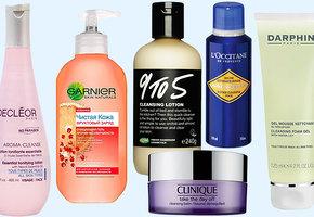 Очистит все: средства для очищения кожи с натуральными экстрактами