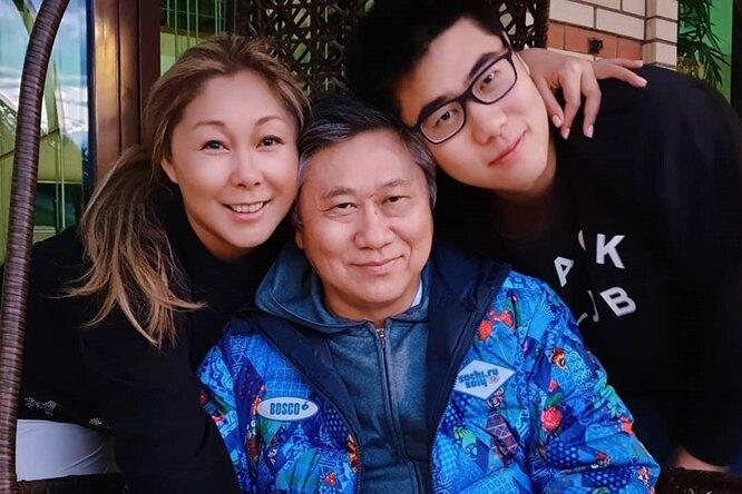 Анита Цой поделилась видео со дня рождения сына