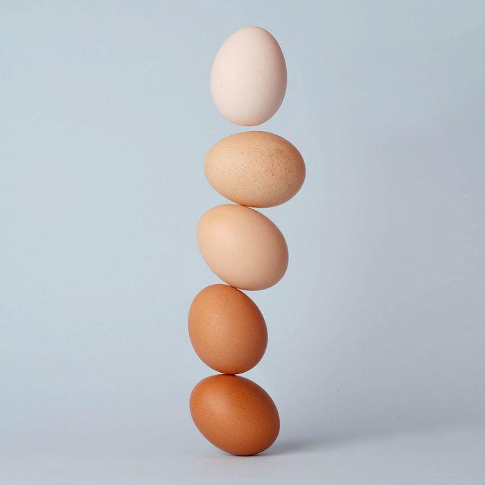 Чем отличаются коричневые яйца от белых? Какие лучше и полезнее?
