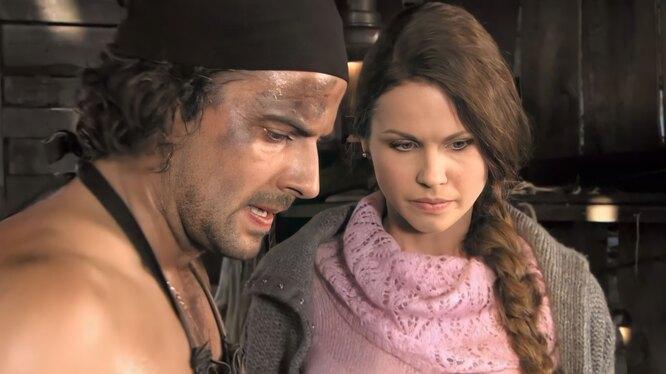Фото: кадр из сериала «Ведьма». Режиссеры Бата Недич и Игорь Забара. PRO-TV