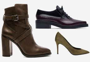 8 пар обуви, которые должны быть у каждой женщины