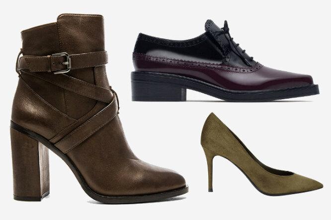 8 пар обуви, которые должны быть укаждой женщины