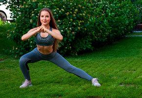 5 упражнений, которые помогают при боли в коленях