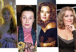 Как изменились Елена Яковлева, Ирина Алферова и другие звёзды 90-х