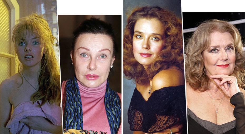 Как изменились Елена Яковлева, Ирина Алферова идругие звёзды 90-х